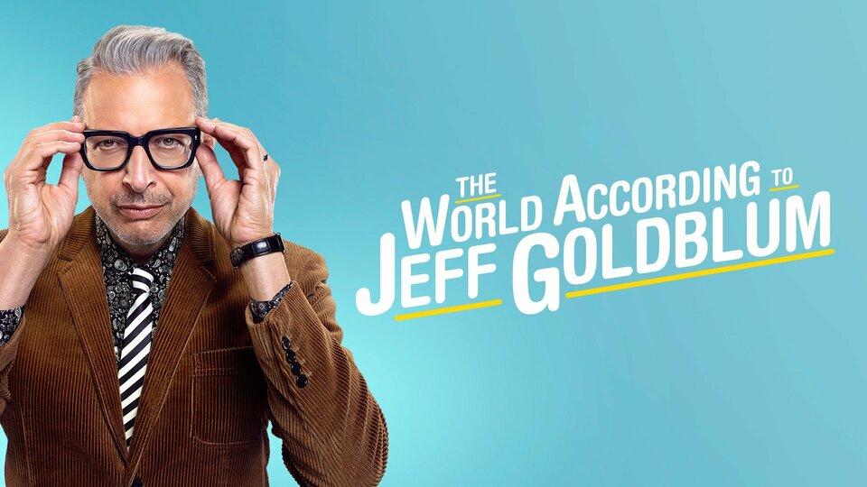 The World According to Jeff Goldblum (Disney+)