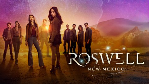Roswell: New Mexico Key Art