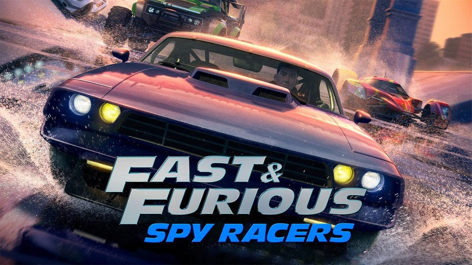 Fast & Furious: Spy Racers - Netflix