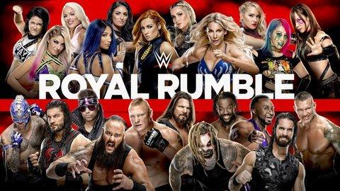 WWE Royal Rumble - WWE Network