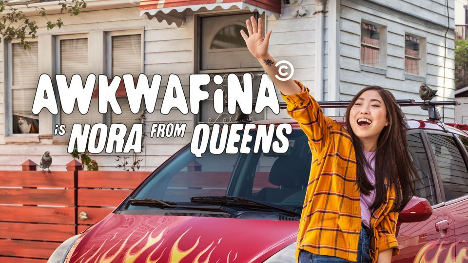 Awkwafina Is Nora From Queens (Comedy Central)