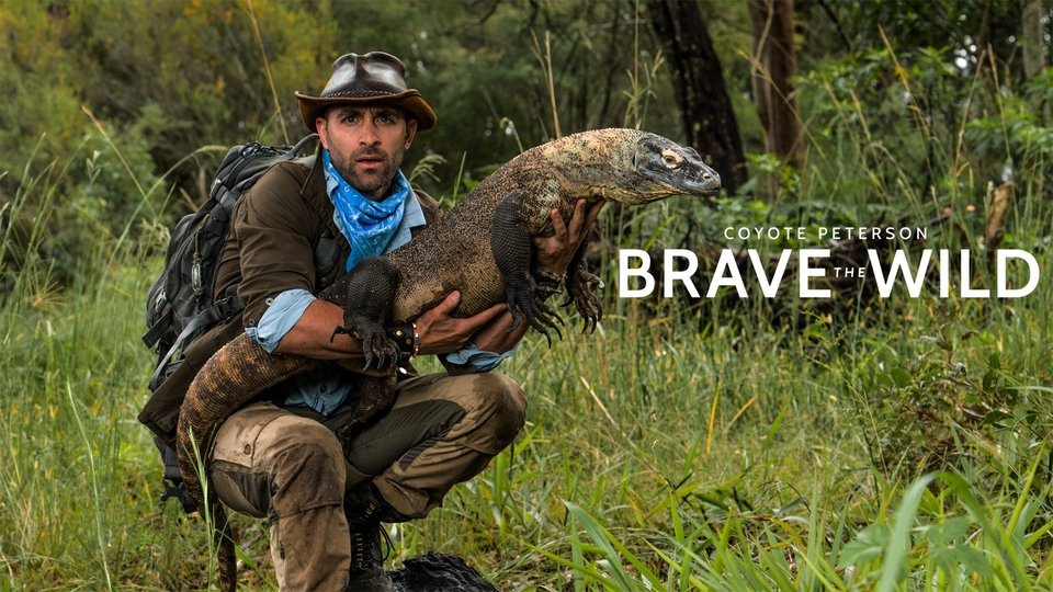 Coyote Peterson: Brave the Wild (Animal Planet)
