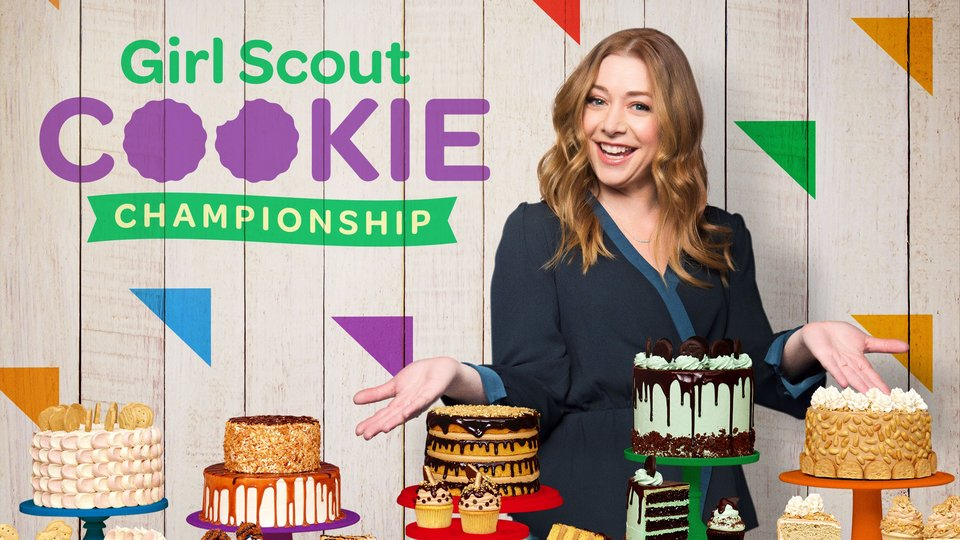 Girl Scout Cookie Championship - Food Network