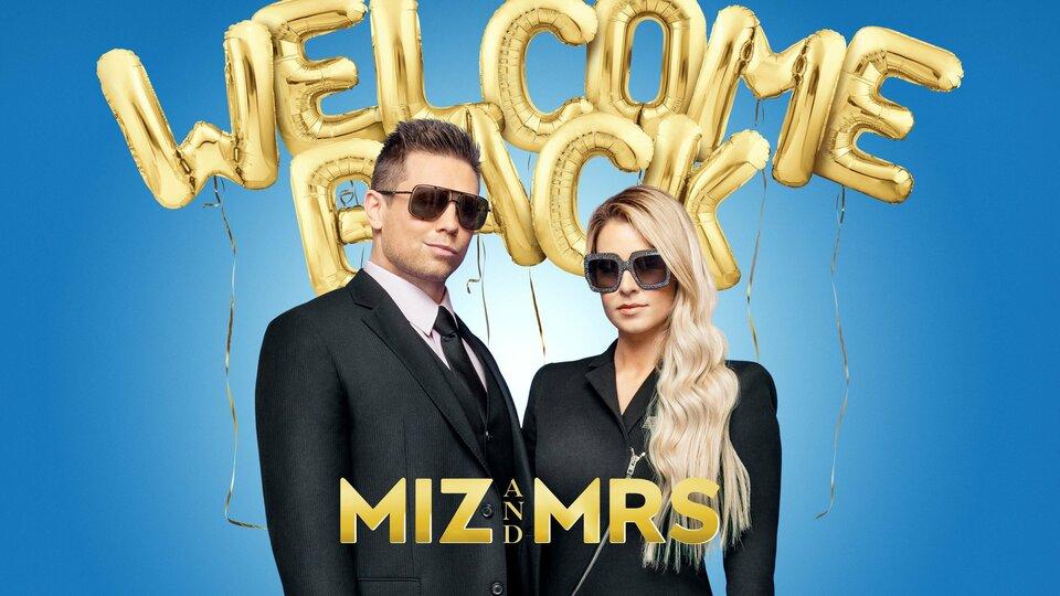 Miz & Mrs - USA Network