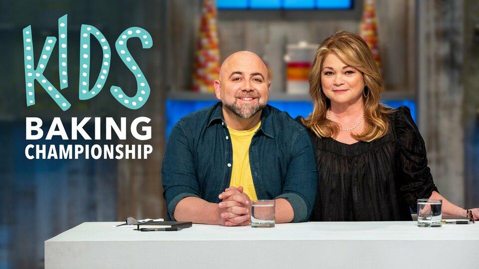 Kids Baking Championship - Food Network