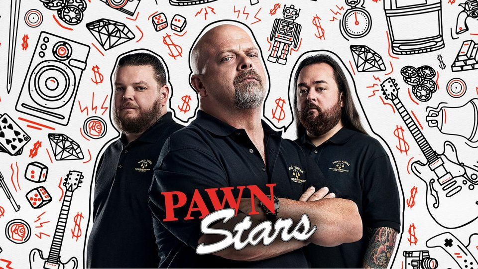 Pawn Stars - History Channel