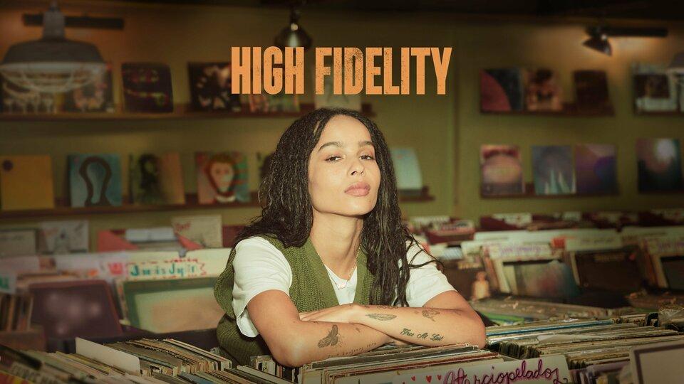High Fidelity - Hulu