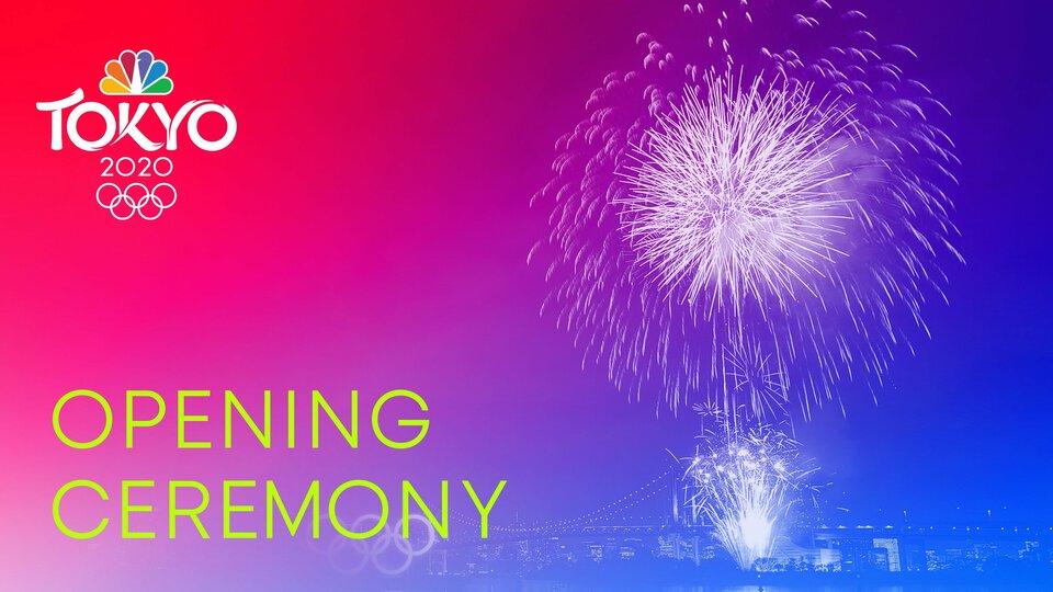 Summer Olympics: Opening Ceremony - NBC
