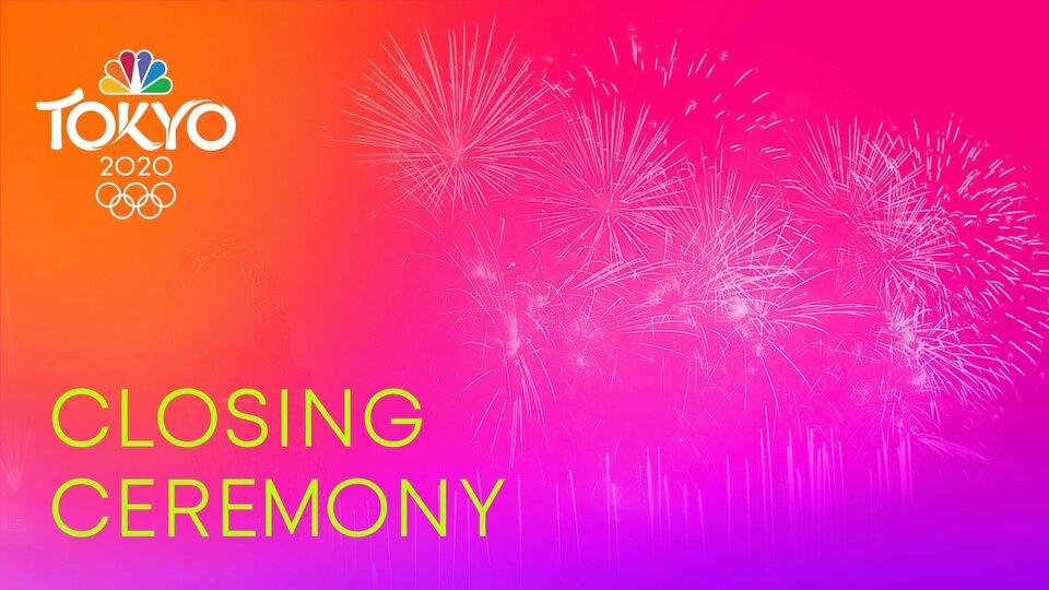 Summer Olympics: Closing Ceremony - NBC