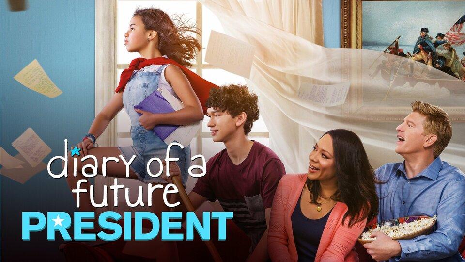 Diary of a Future President (Disney+)