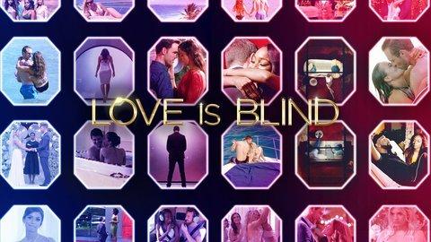Love Is Blind - Netflix