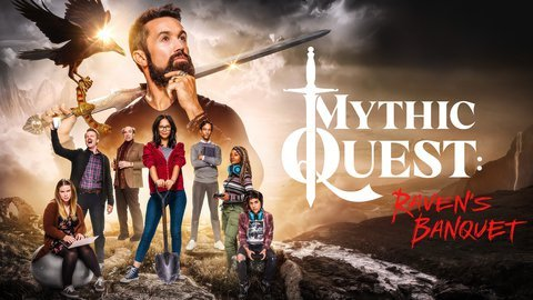 Mythic Quest (Apple TV+)