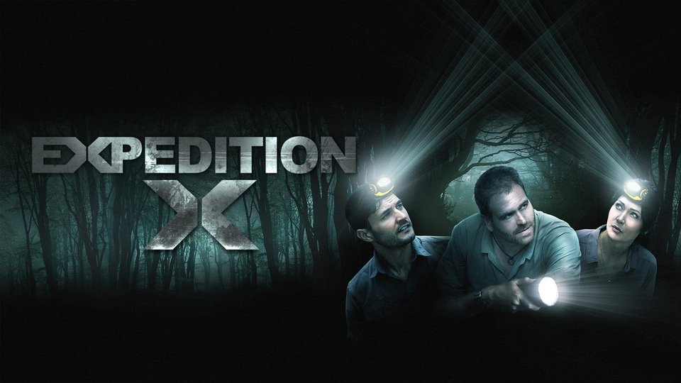 Expedition X - Discovery Channel