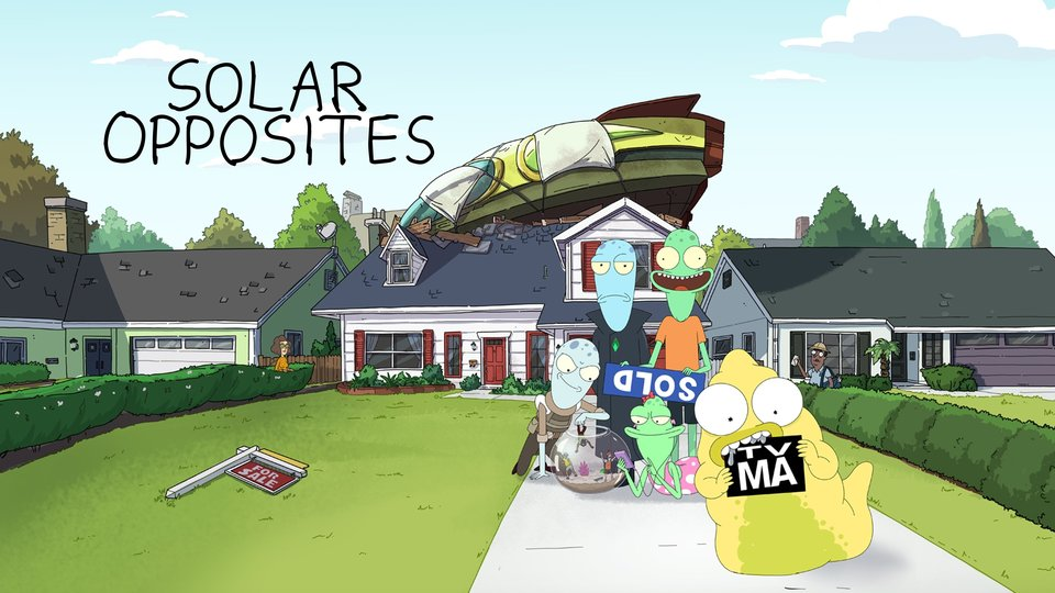 Solar Opposites - Hulu
