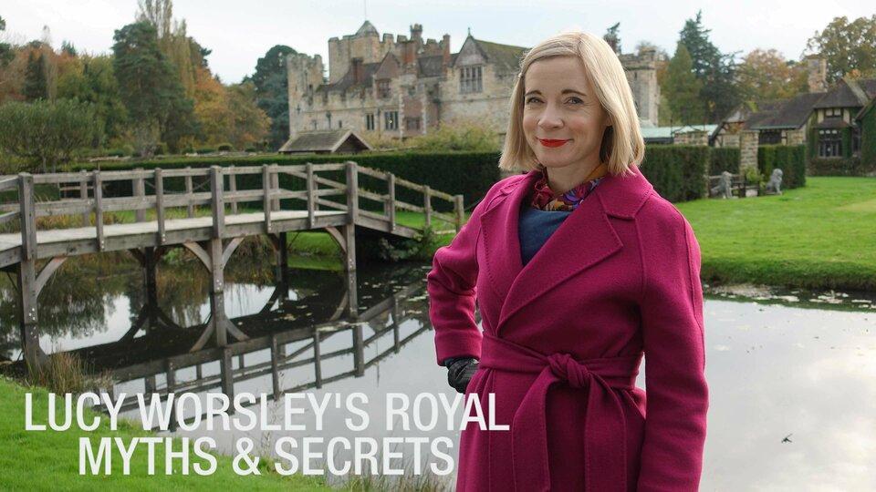 Lucy Worsley's Royal Myths & Secrets - PBS