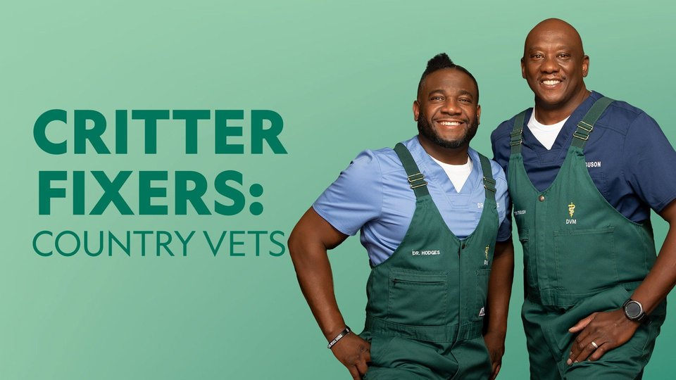 Critter Fixers: Country Vets (Nat Geo Wild)