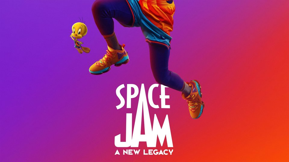 Space Jam: A New Legacy - HBO Max