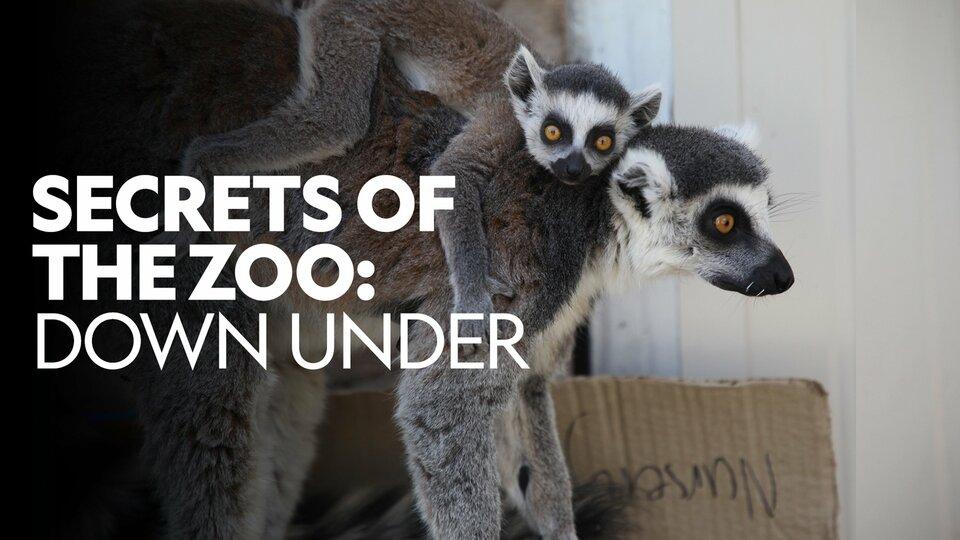 Secrets of the Zoo: Down Under - Nat Geo Wild