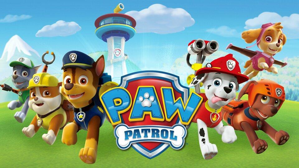PAW Patrol - Nickelodeon