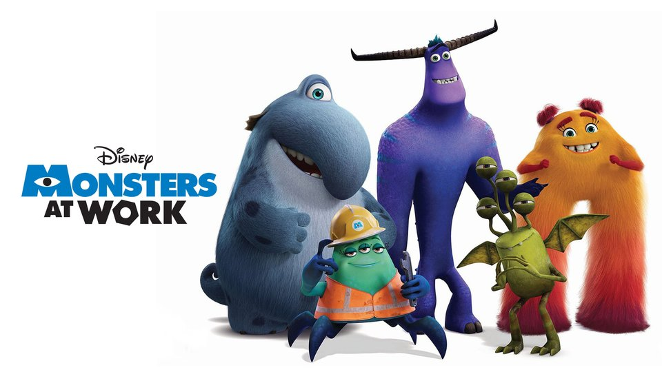 Monsters at Work - Disney+