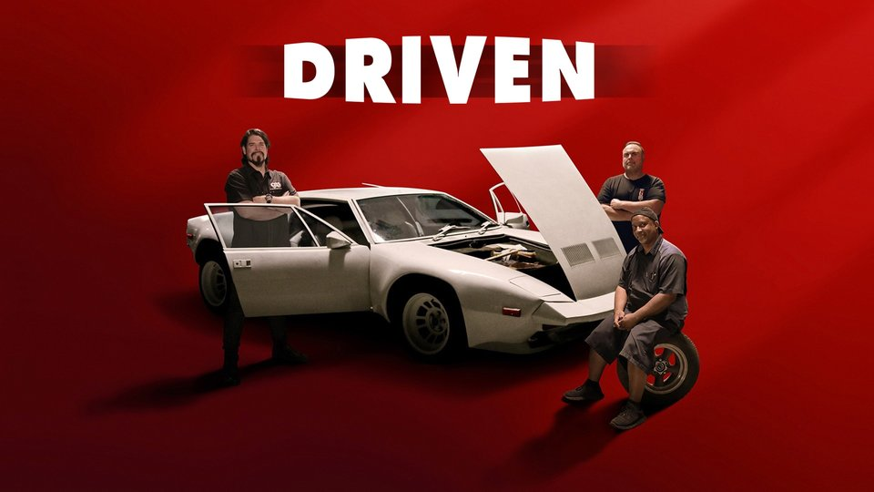 Driven (Discovery Channel)