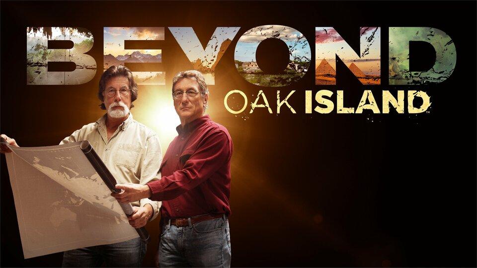 Beyond Oak Island - History Channel