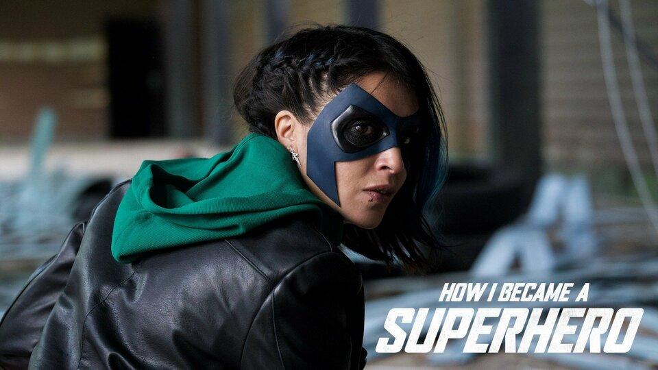 How I Became a Superhero - Netflix