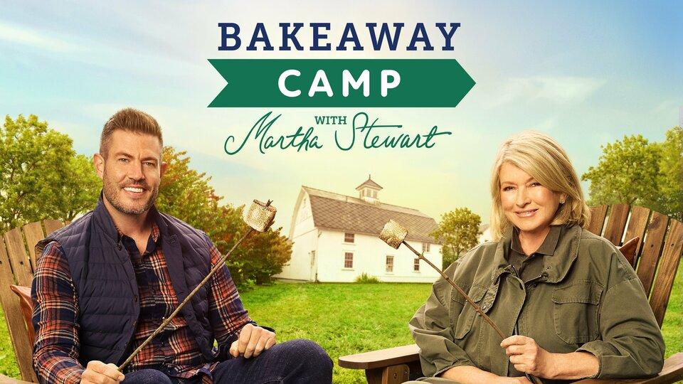 Bakeaway Camp With Martha Stewart - Food Network