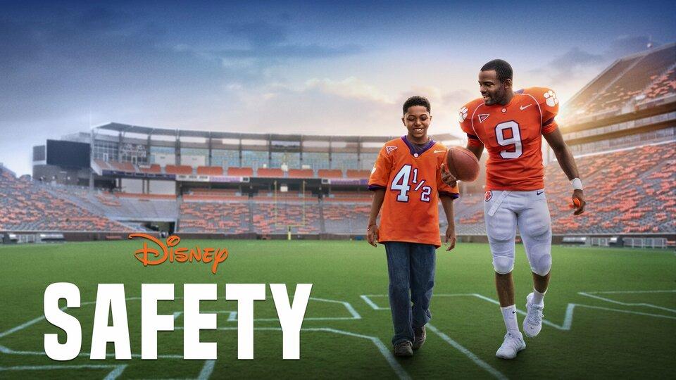 Safety - Disney+