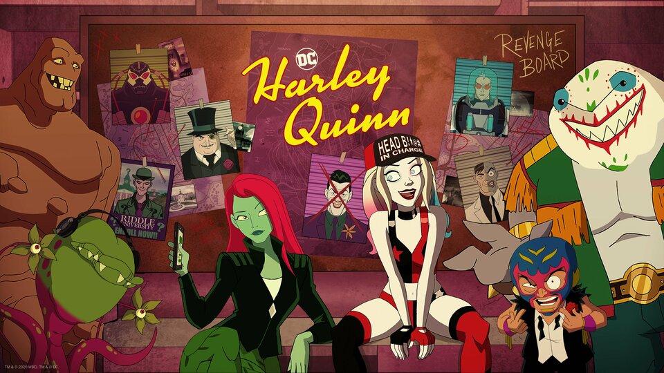 Harley Quinn - HBO Max