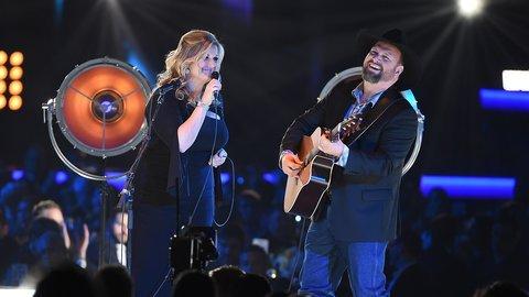 Garth & Trisha Live! (CBS)