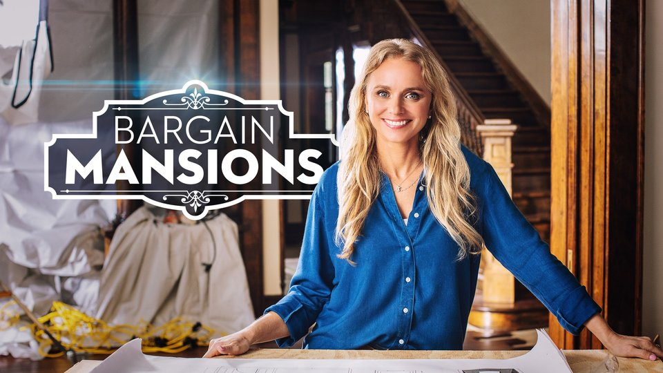 Bargain Mansions - HGTV