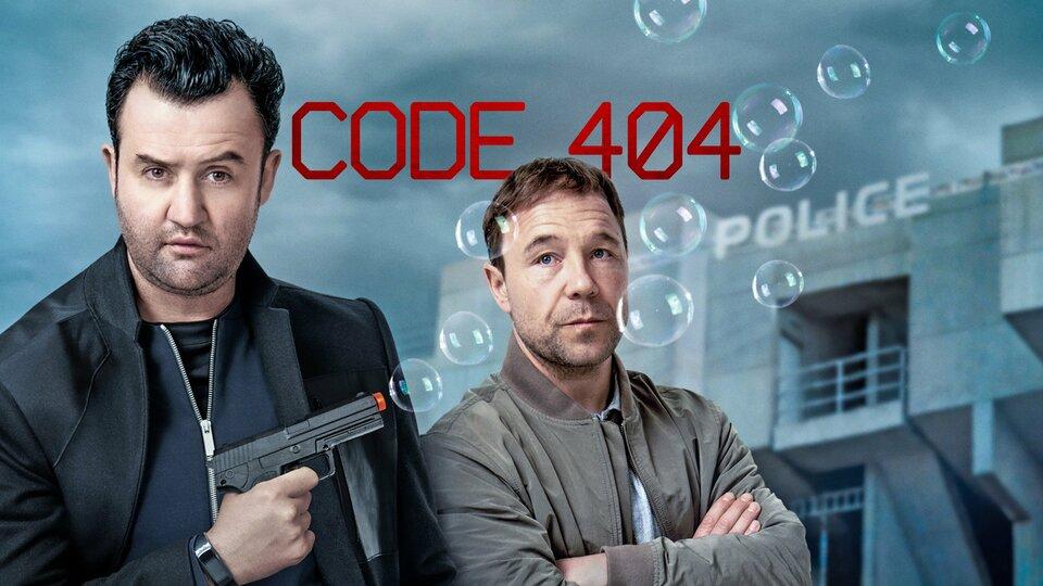 Code 404 - Peacock