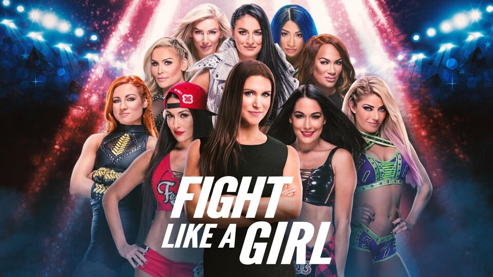 Fight Like a Girl (Quibi)
