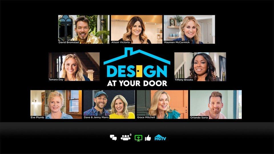 Design at Your Door - HGTV