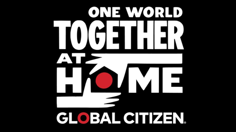 One World: Together at Home -