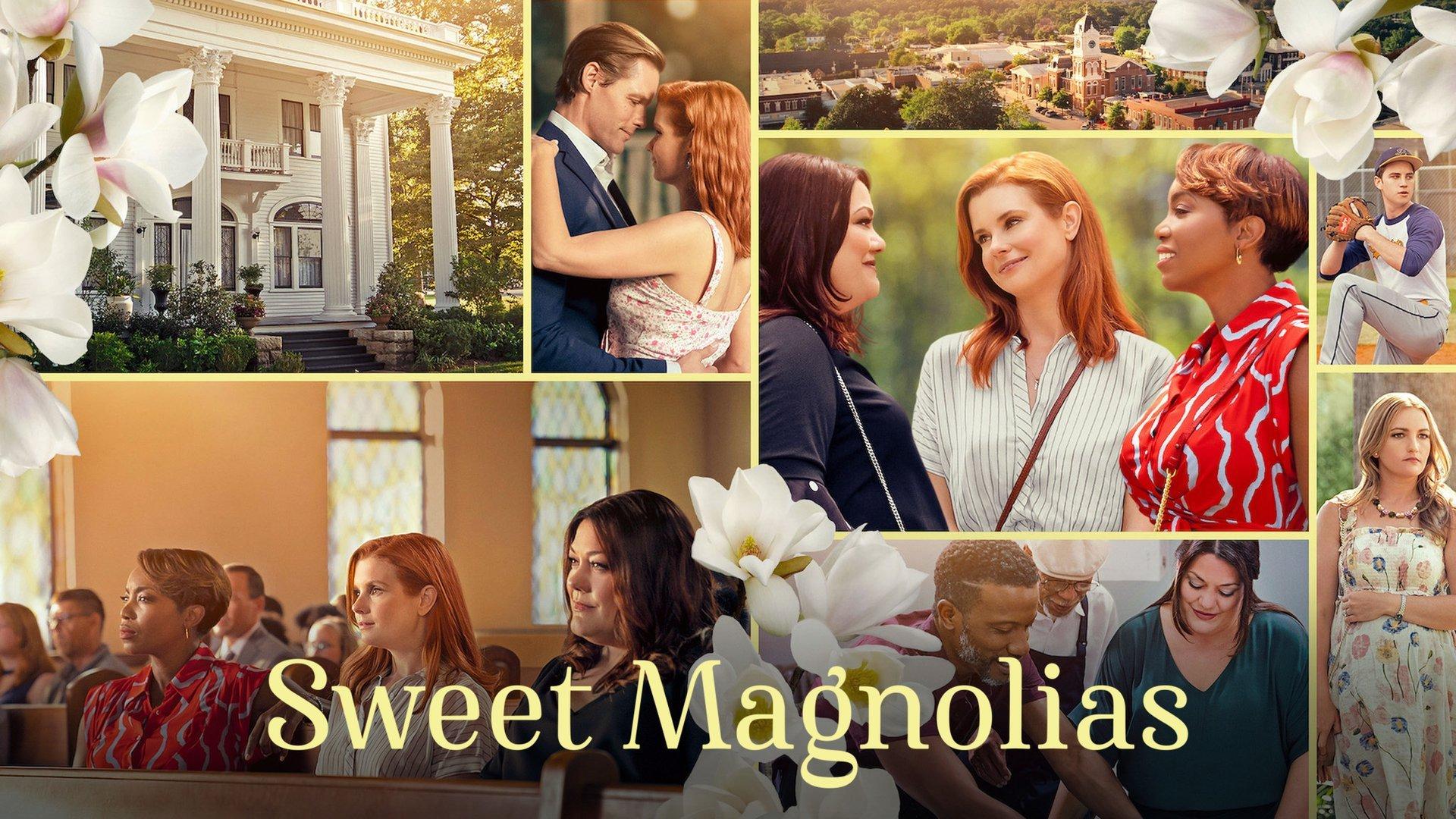 Sweet Magnolias - Netflix