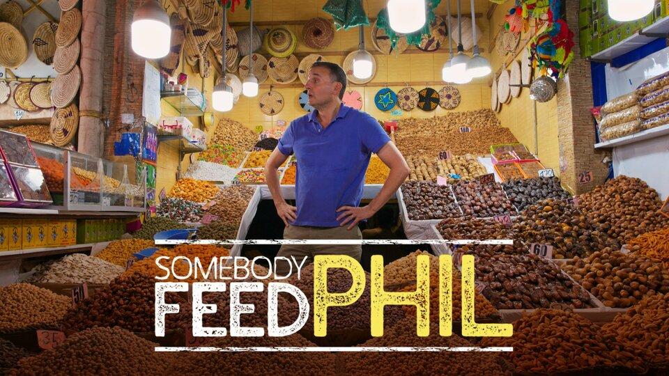 Somebody Feed Phil - Netflix