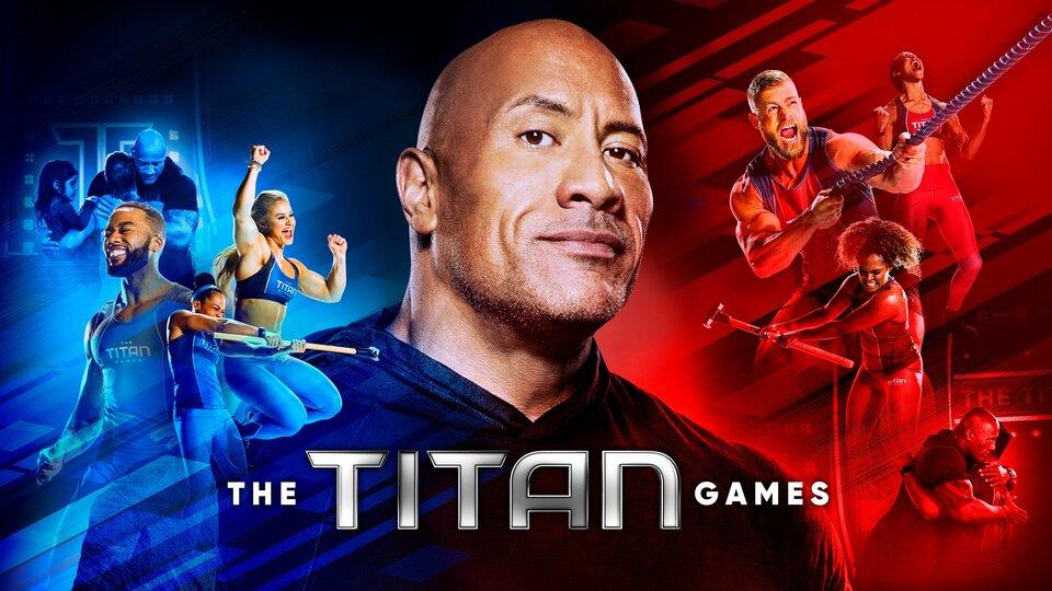 The Titan Games - NBC