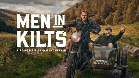 Men in Kilts: A Roadtrip With Sam and Graham - Starz
