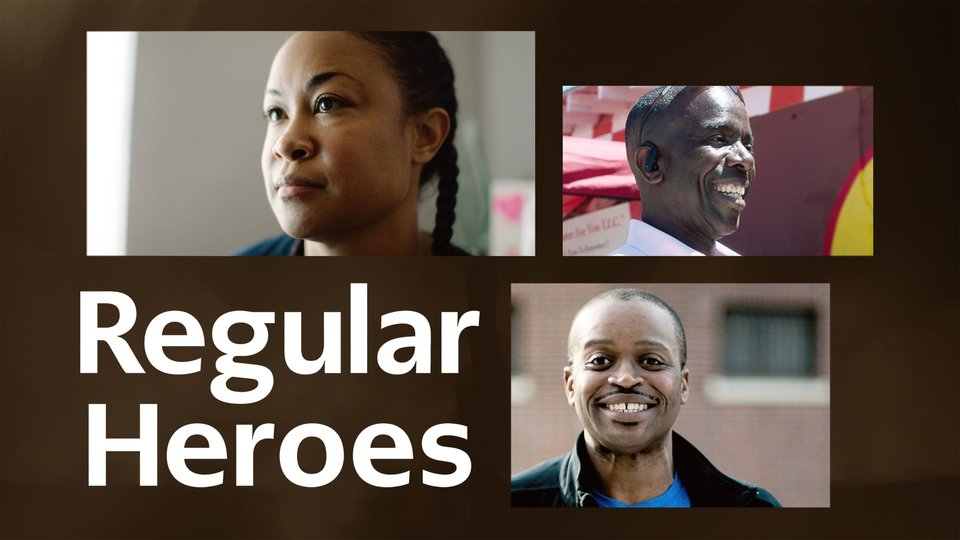 Regular Heroes - Amazon Prime Video