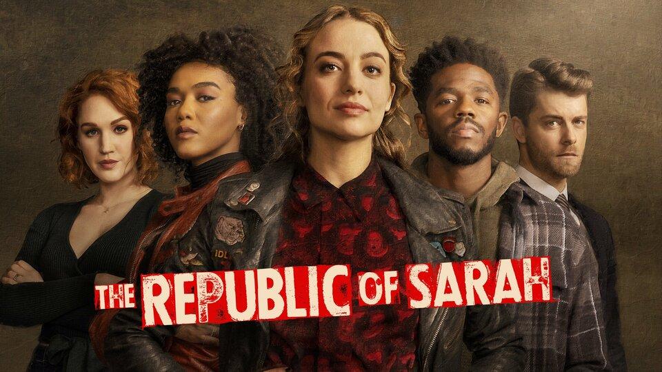 The Republic of Sarah - The CW