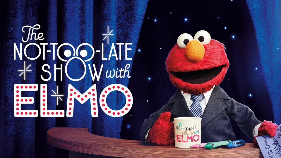The Not-Too-Late Show with Elmo - HBO Max