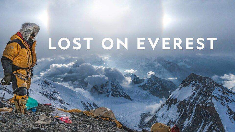Lost on Everest - Nat Geo