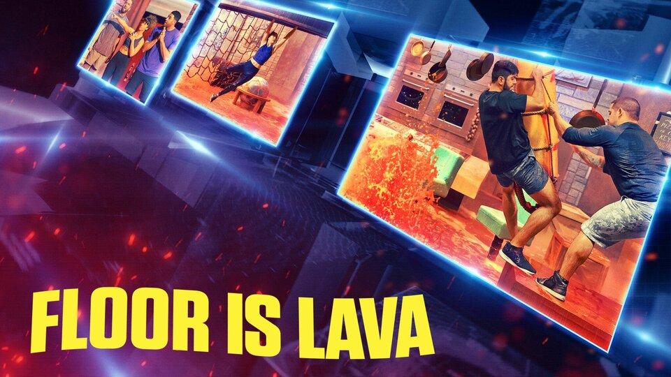 Floor Is Lava - Netflix