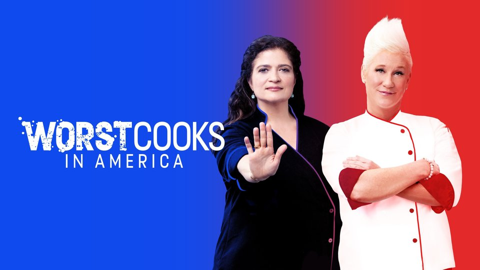 Worst Cooks in America - Food Network