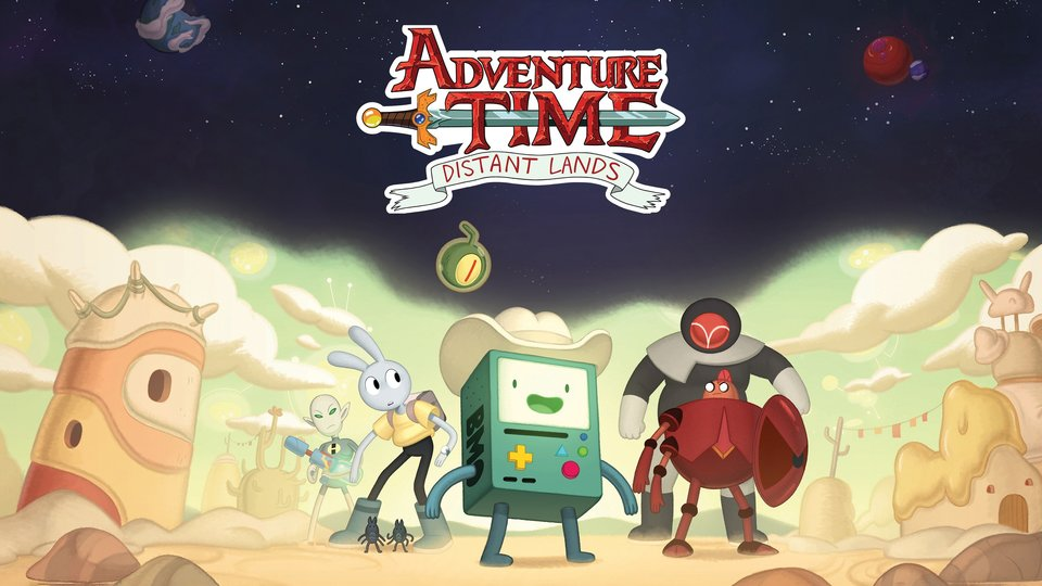 Adventure Time: Distant Lands - HBO Max