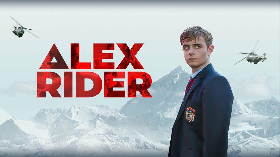 Alex Rider - IMDb TV
