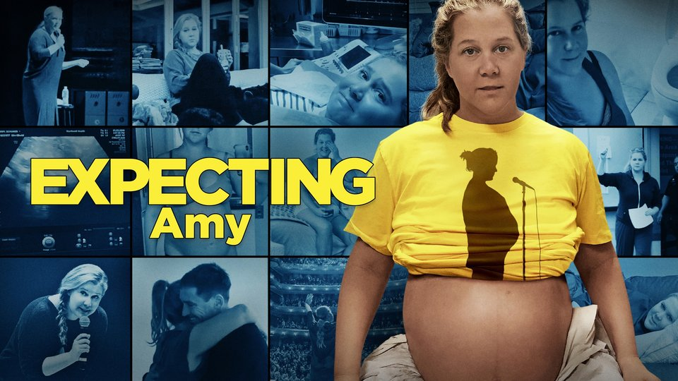 Expecting Amy - HBO Max