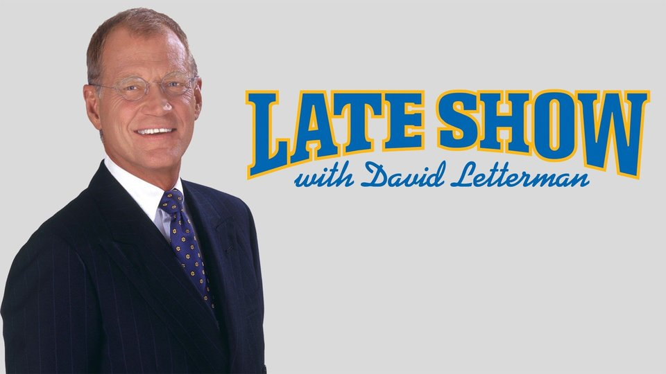 Late Show With David Letterman - CBS